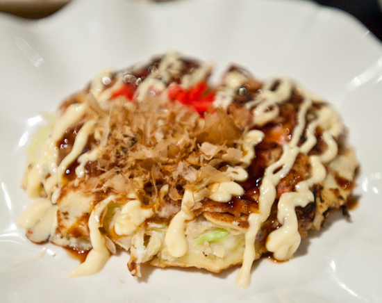 Ryu of Japan - Okonomiyaki