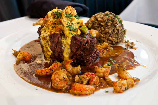 Gumbo's - Filet of Beef Tenderloin St. Michael
