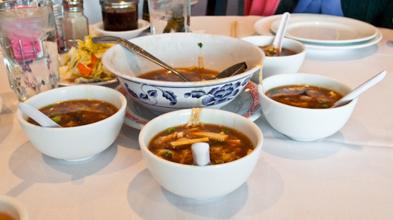Yang Chow - Hot & Sour Soup