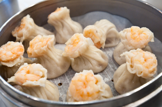 Din Tai Fung - Shrimp and Pork Shaomai