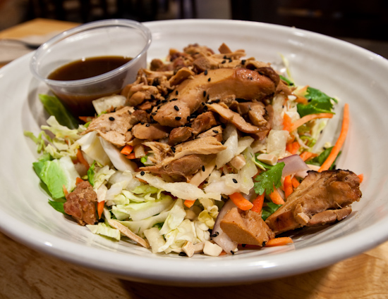 Central Market Cafe - Char Sui Chicken Salad
