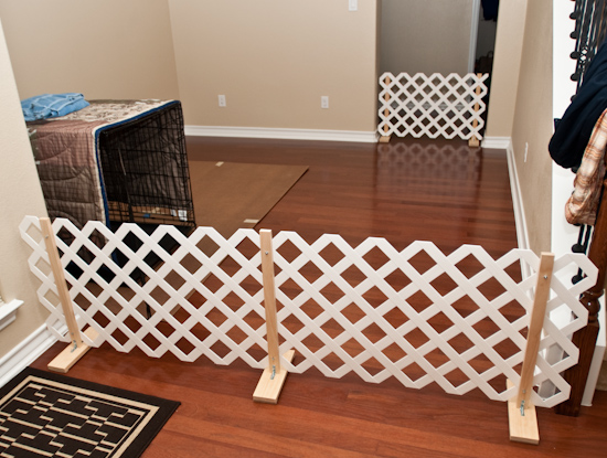 Homemade Pet Gates