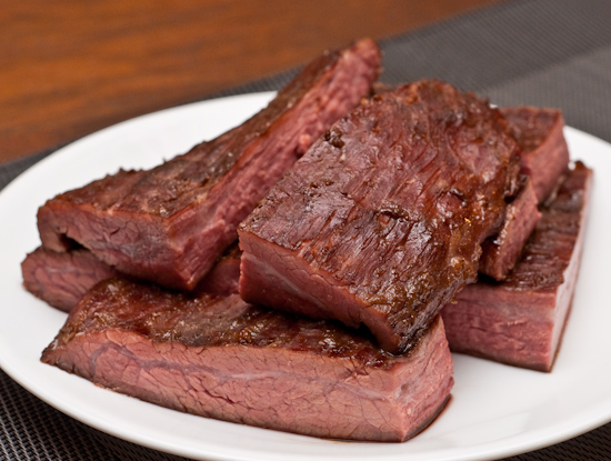 may 3 2010 sous vide korean bbq flank steak orthogonal. Black Bedroom Furniture Sets. Home Design Ideas
