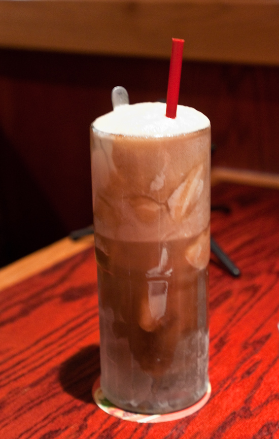 Red Robin - Root Beer Float