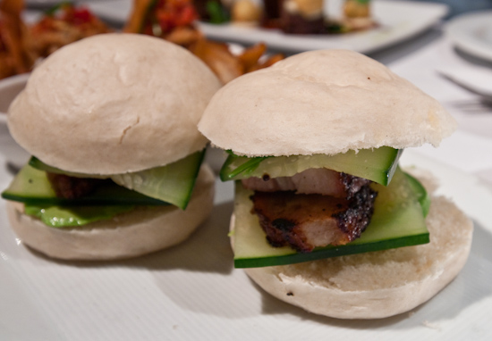 Jeffrey's - Pork Belly Steambuns