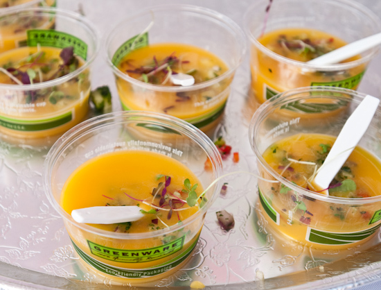 The Natural Epicurean Academy of Culinary Arts - Mango Gazpacho