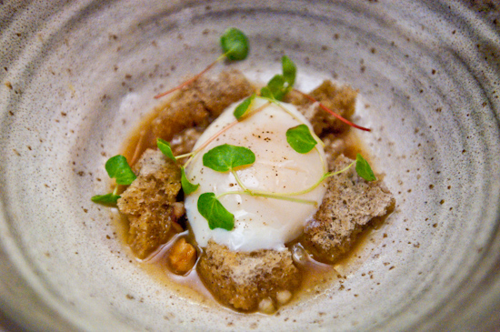 Slow-Cooked Farm Egg