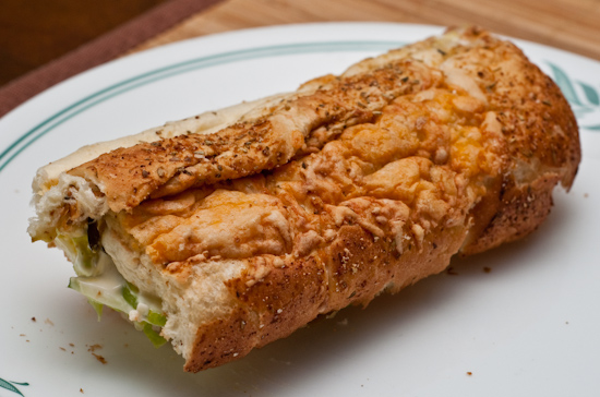 Subway - Oven Roasted Chicken Breast