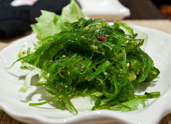 Ryu of Japan - Seaweed Salad
