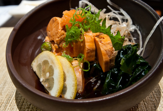 Ryu of Japan - Monkfish Liver