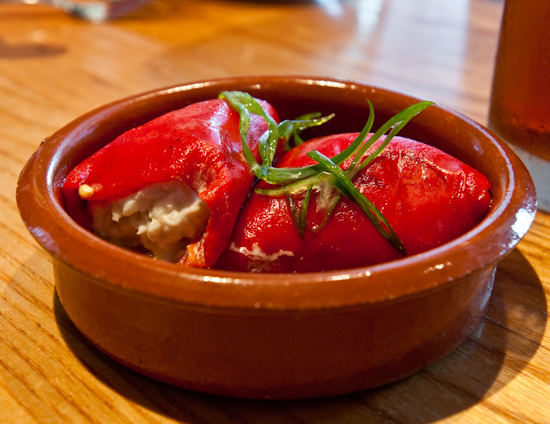 FINO - Piquillo Peppers stuffed with Lump Crab