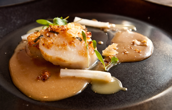 Kenichi - Seared Sea Scallop