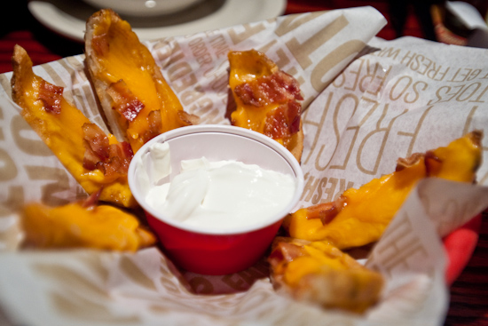 Red Robin - Potato Skins