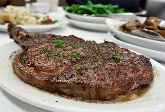 Ruth's Chris Steak House - Cowboy Ribeye