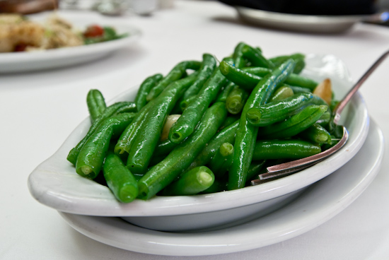 Ruth's Chris Steak House - Green Beans