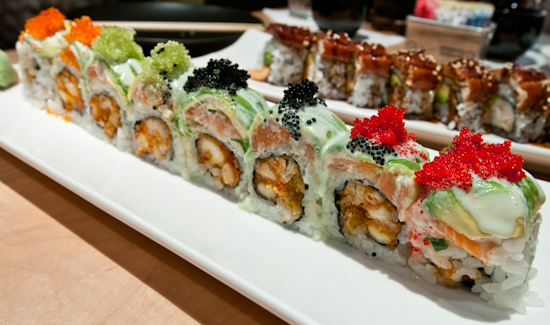 Sushi Zushi - Oaklawn Roll