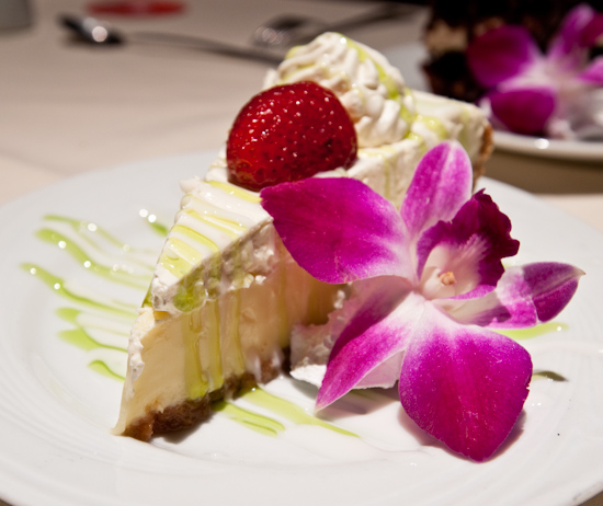 Fogo de Chao - Key Lime Pie
