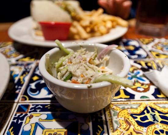 Chevy's - Side of Cole Slaw