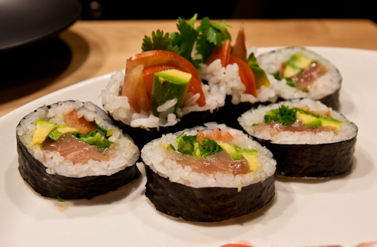 Sushi Zushi - My Spurs Roll