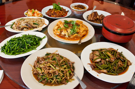 Asia Cafe - Eight Dishes