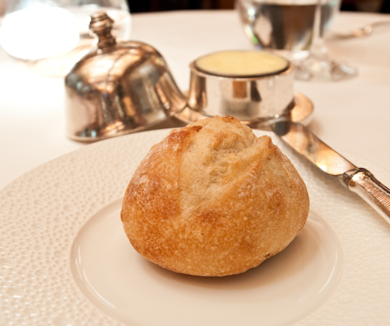 Le Bernardin - Bread and Butter