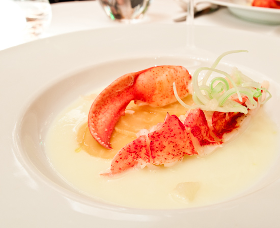 Le Bernardin - Lobster