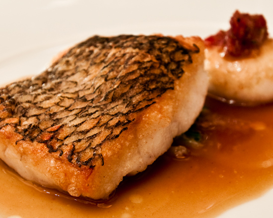 Le Bernardin - Black Bass