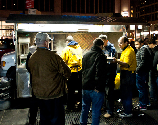 53rd and 6th Halal Cart