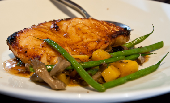 Buddakan - Pan Seared Sea Bass
