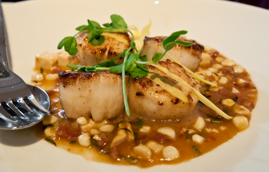 Buddakan - Hot & Sour Scallops