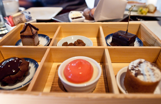 Buddakan - The Chocolate Bento Box