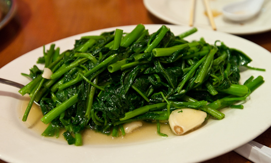 Joe's Shanghai - Water Spinach