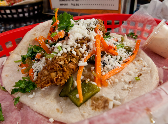Torchy's Tacos - Scarecrow
