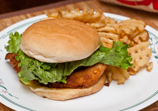 Chick-Fil-A - Chicken Sandwich