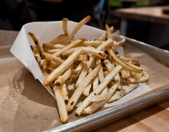 Hopdoddy - Large Fries