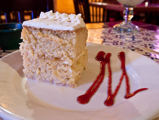 Sazon - Tres Leches Cake