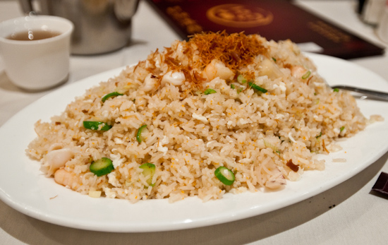 Fortune Seafood Chinese Restaurant - House Special Fried Rice