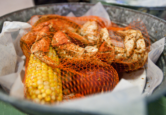 Joe's Crab Shack - Dungeness Crab Pot