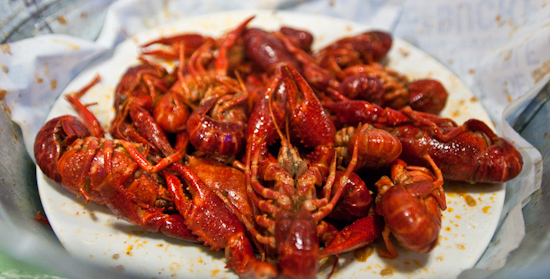 Joe's Crab Shack - One Pound Crawfish