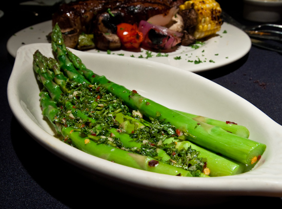 Austin Land & Cattle Company - Side of Asparagus