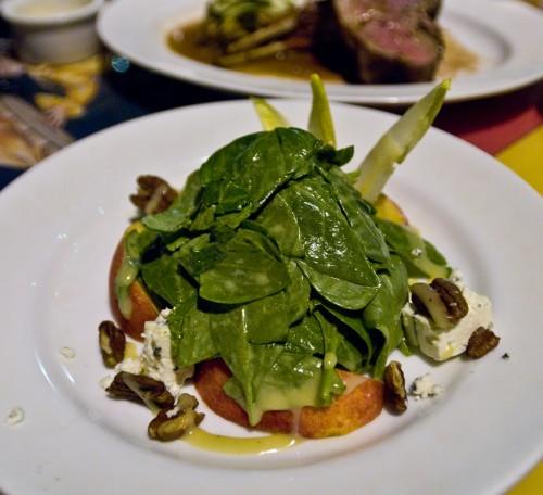 Left Bank - Salade D'Epinards