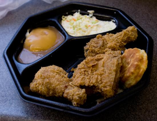 KFC - Three Piece Meal