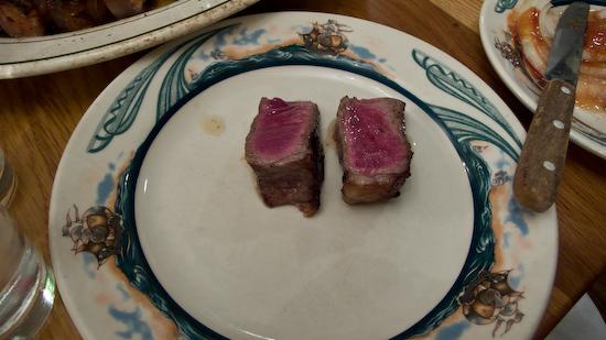 Peter Luger Steakhouse - Porterhouse Steak