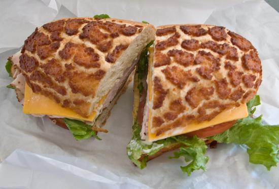Bayside Market - Turkey Sandwich on Dutch Crunch