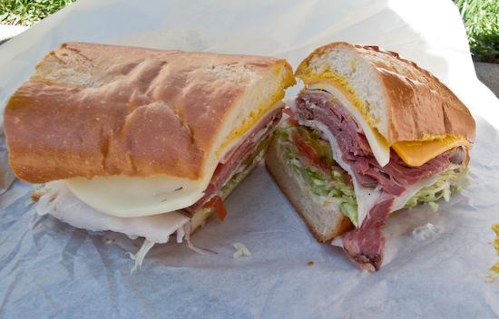 Snack Depot - Super Combo Sandwich