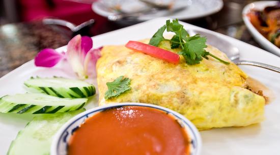 Manora's Thai Cuisine - Kai Yad Sai
