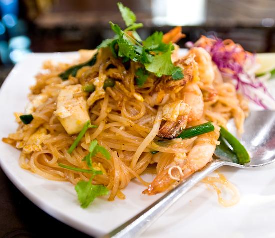 Manora's Thai Cuisine - Pad Thai