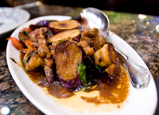 Manora's Thai Cuisine - Makeur Paad Prik