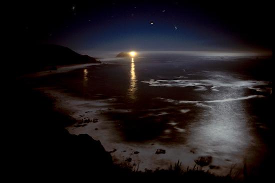 Night (Big Sur, California)