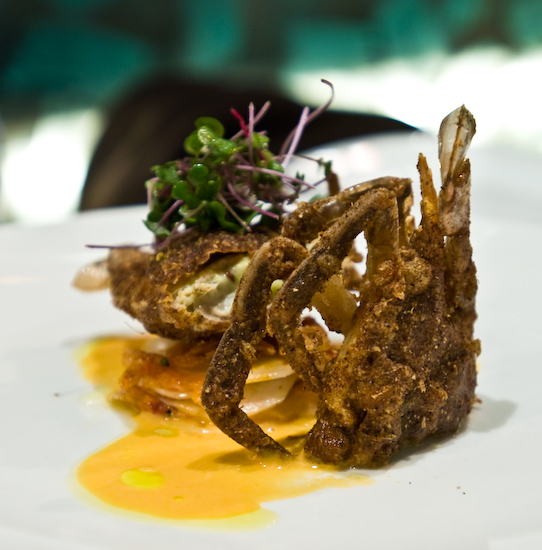 Soft Shelled Crab